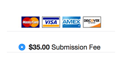 submission fees